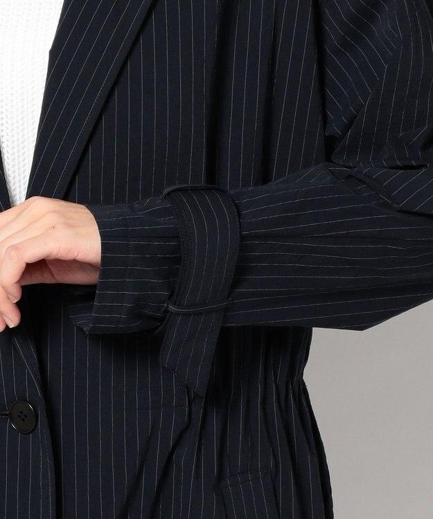ICB Nylon Stripe コート