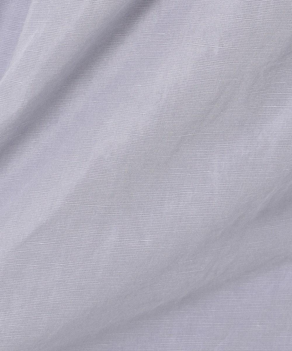 ICB Bio Linen スプリング コート ラベンダーブルー系