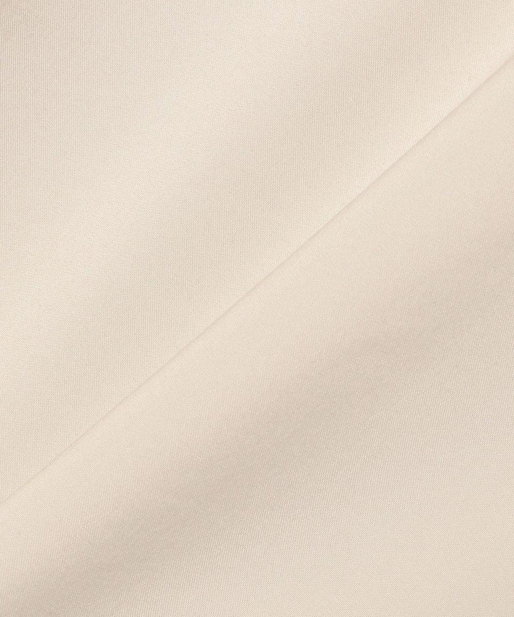 23区 【23区 lab.】TCストレッチ ボリュームフーディー コート(番号S66) ベージュ系