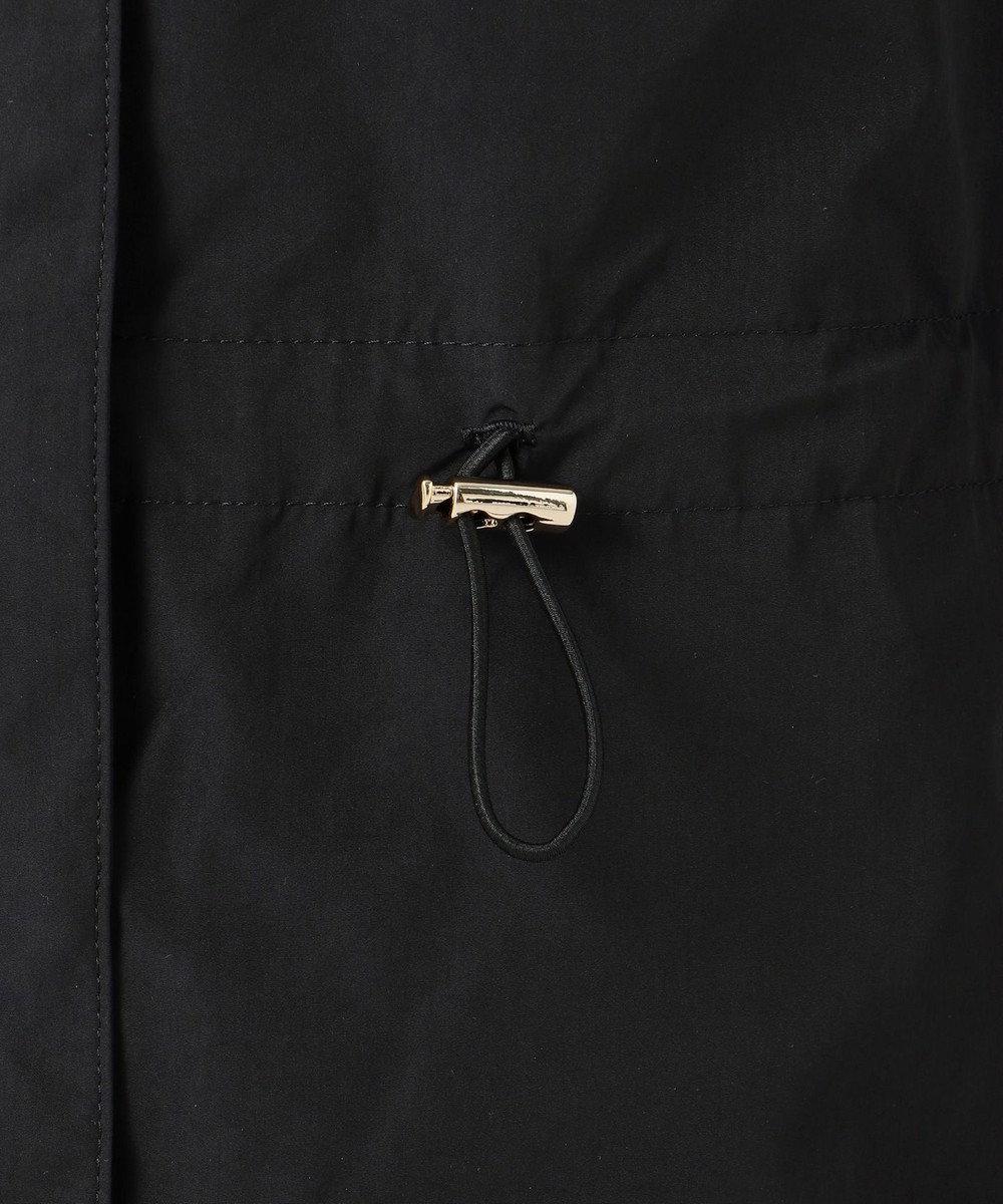 J.PRESS LADIES 【WEB限定色あり】洗えるヒーリングタフタ ショートブルゾン ネイビー系