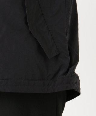 J.PRESS LADIES S 【WEB限定色あり】洗えるヒーリングタフタ ショートブルゾン ネイビー系