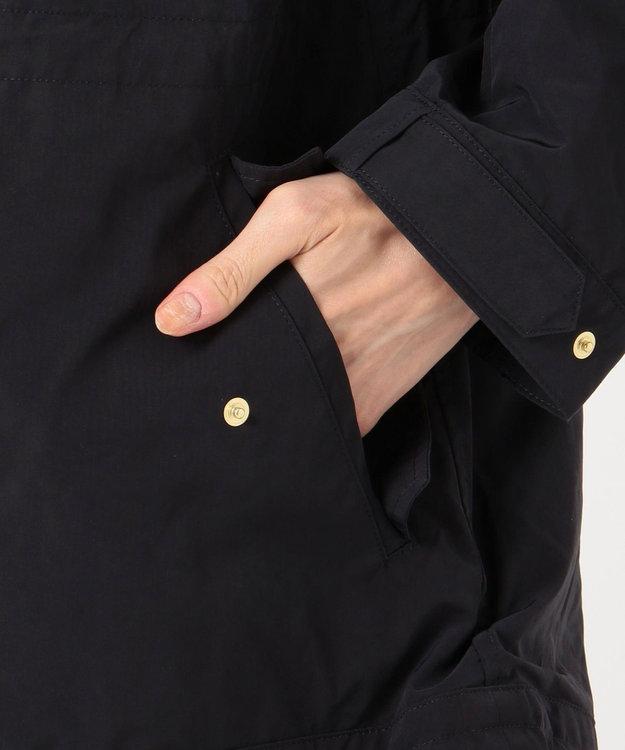 J.PRESS LADIES S 【WEB限定色あり】洗えるヒーリングタフタ ショートブルゾン