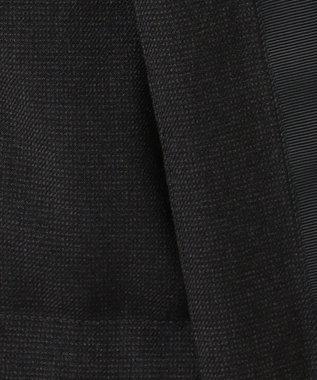 J.PRESS LADIES S P/ピンヘッド ミドル丈 ダウンコート ブラック系3