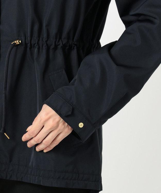 J.PRESS LADIES 【撥水加工】シェイプメモリータフタII ブルゾン