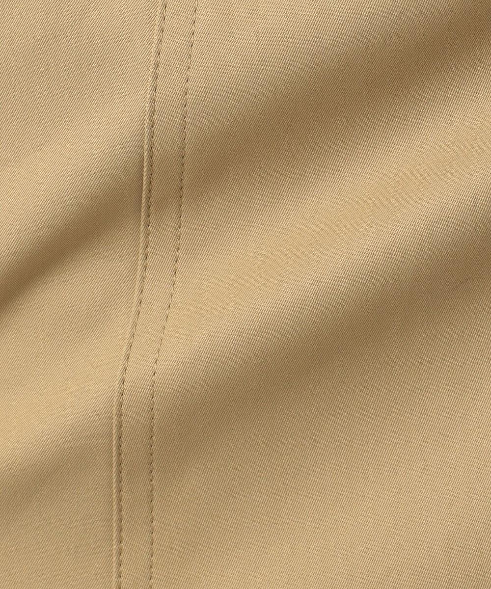 J.PRESS LADIES S 【撥水加工】70/2ギャバベンタイルライナー付き トレンチコート キャメル系