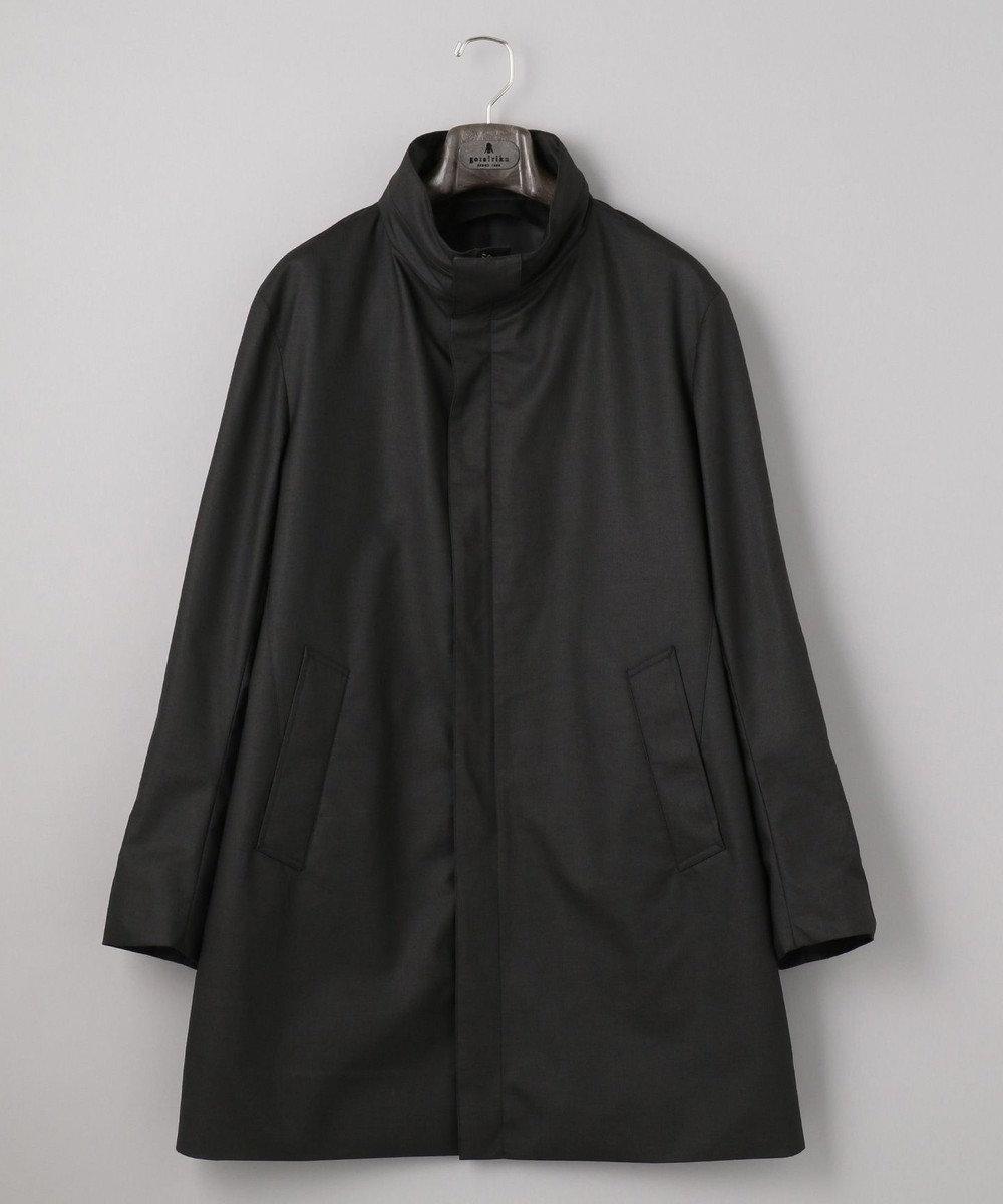 GOTAIRIKU 【定番】SOLOTEX スタンド コート ブラック系