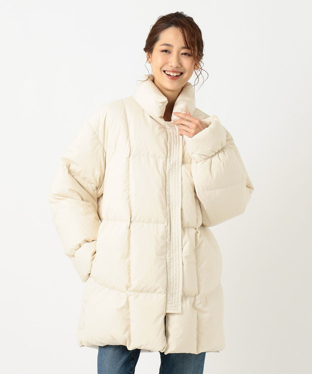 SHARE PARK LADIES 〈TODAYFUL〉Standcollar DownJ