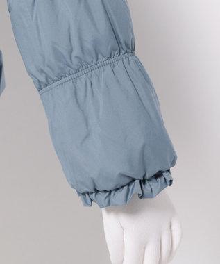 TOCCA BAMBINI 【SCHOOL】パウダリーリボンダウン コート ブルー系