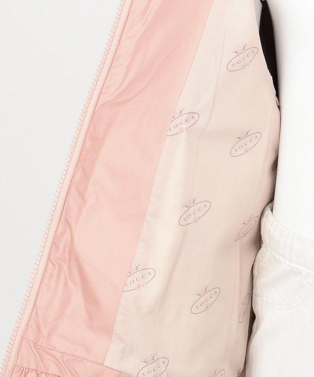 TOCCA BAMBINI 【120-130cm】FairyLights ショート ダウン ジャケット