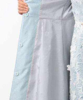 TOCCA 【SNOWFLAKE WALTZ】SNOWFLAKE WALTZ コート ブルー系7
