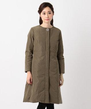 TOCCA 【高機能ダウン・ADS】ANGELO コート ブラウン系
