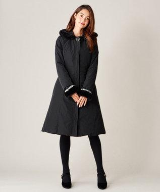 TOCCA 【高機能ダウン・ADS】ANGELO コート ブラック系