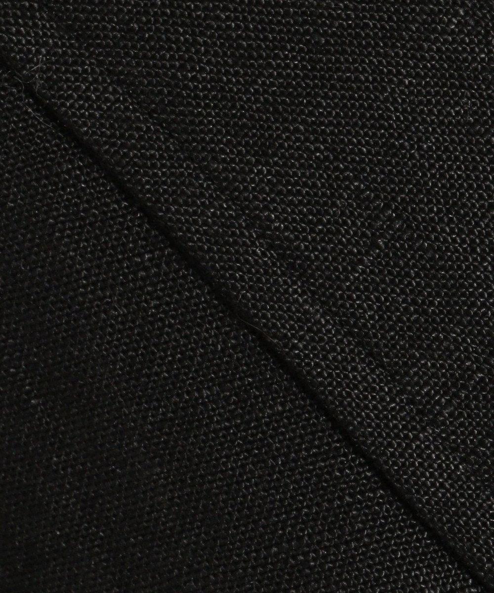 uncrave リネン ロングコート ブラック系