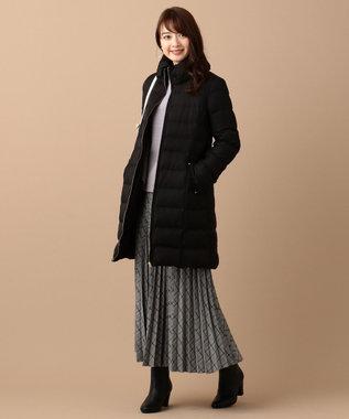 any SiS 【洗える】レディスタンド ロングダウン ブラック系