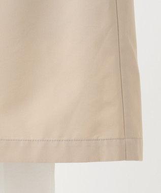 組曲 S 【取り外し可・中綿ライナー付】トレンチコート ベージュ系