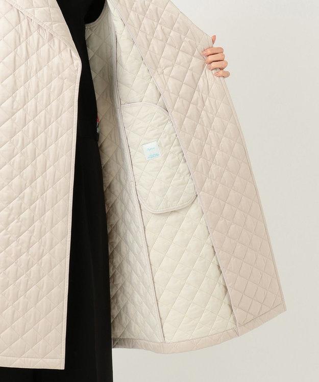組曲 【Rythme KUMIKYOKU】キルティング ドレス コート