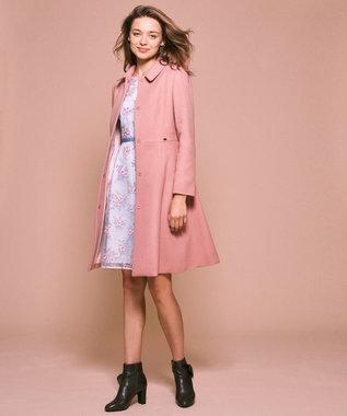TOCCA 【一部店舗限定カラー有】CITY ステンカラーコート ピンク系