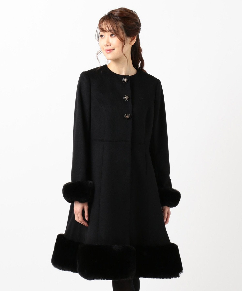 TOCCA 【数量限定】SIRIUS コート ブラック系