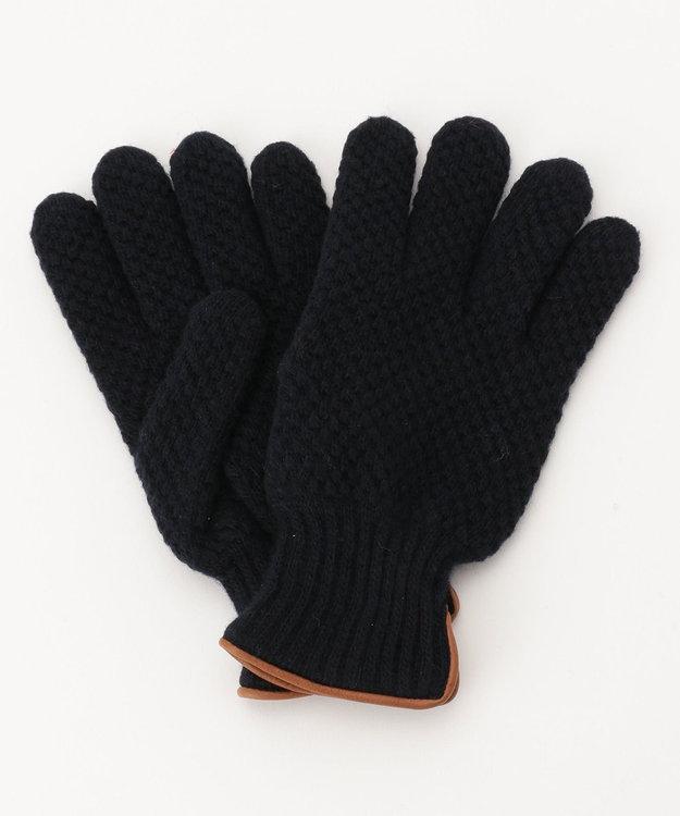 J.PRESS MEN 【ウールカシミヤ】ライニング 手袋