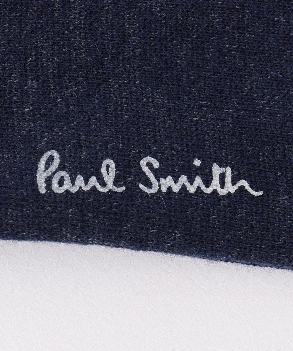 Paul Smith スワールオッド ソックス ホワイト系9