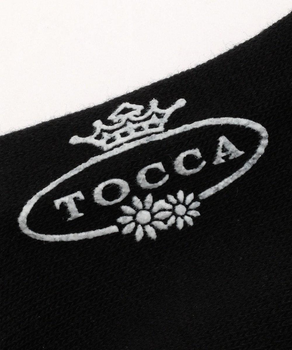 TOCCA BAMBINI 【KIDS雑貨】リボンハイソックス(11~24cm) ブラック系