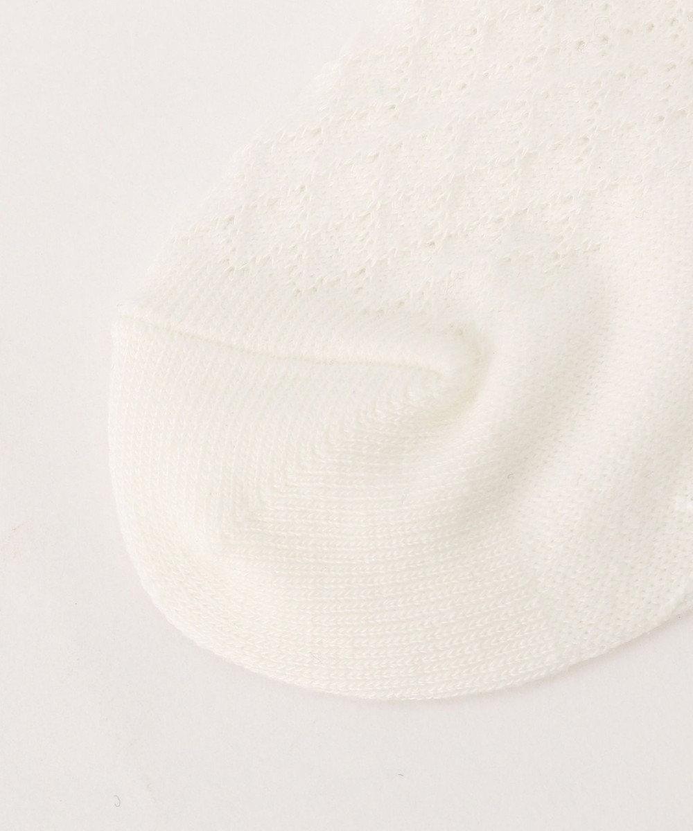 TOCCA BAMBINI 【KIDS雑貨】ダイヤフリルソックス(9~24cm) アイボリー系