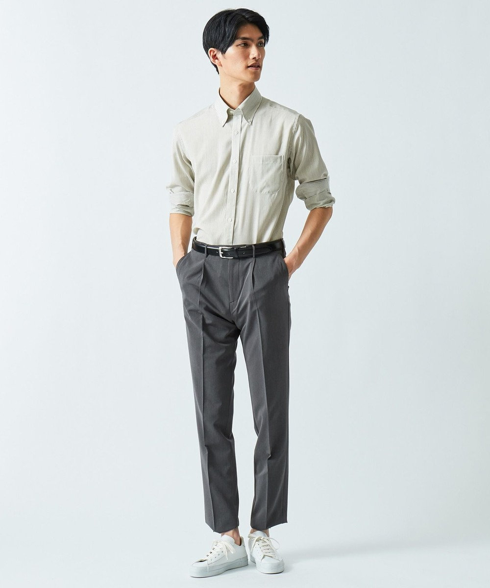 gotairiku 【MOVING】REDA ACTIVE WOOLシャツ グレー系1