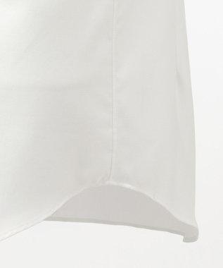 GOTAIRIKU 【THOMASMASON】【レギュラーカラー】ドレスシャツ / ツイル白無地 ホワイト系