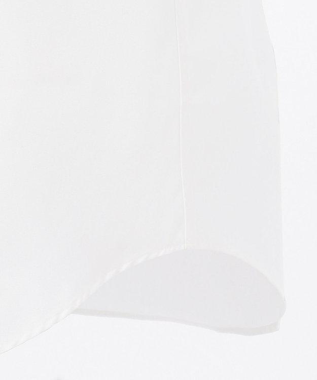 GOTAIRIKU 【定番】PREMIUMPLEATS_白無地 / ボタンダウン