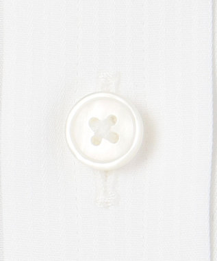 GOTAIRIKU 【定番】PREMIUMPLEATS_ドビーストライプ / セミワイド ホワイト系1