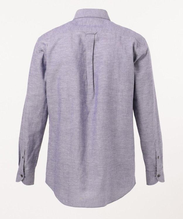 JOSEPH ABBOUD 【LUXURY COLLECTION】シャンブレーオックス ドレスシャツ