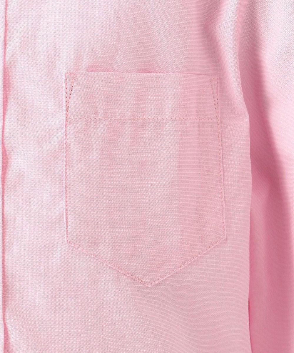 J.PRESS KIDS 【120-130cm】クレリック シャツ ピンク系