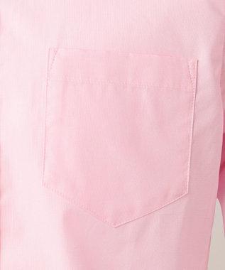 J.PRESS KIDS 【SCHOOL】クレリックシャンブレーブロード シャツ ピンク系