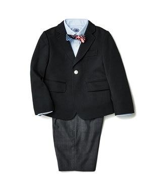 J.PRESS KIDS 【TODDLER】ツイルジャージー シャツ サックスブルー系