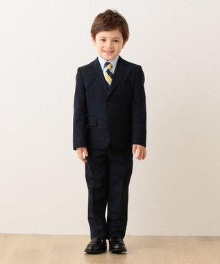 J.PRESS KIDS 【TODDLER】ツイルジャージー シャツ ホワイト系