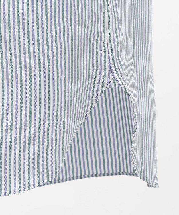 J.PRESS MEN 【Single Needle Tailoring】オルタネートストライプ ドレスシャツ