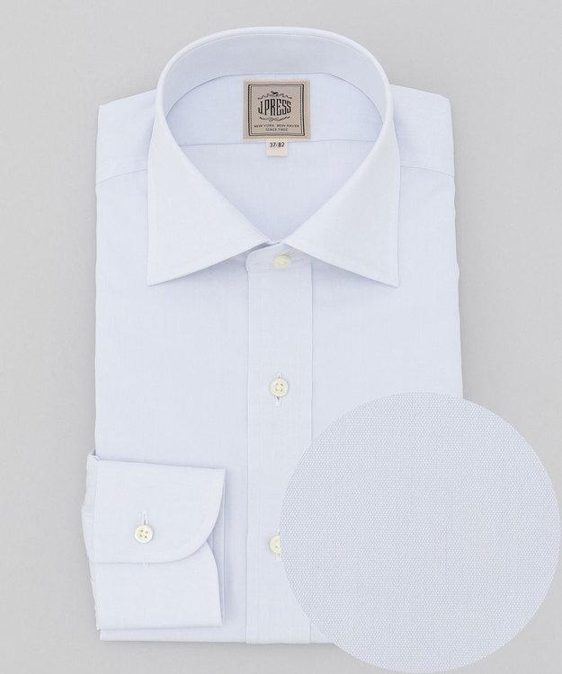 J.PRESS MEN 【Single Needle Tailoring】ブロード シャツ / ワイドカラー