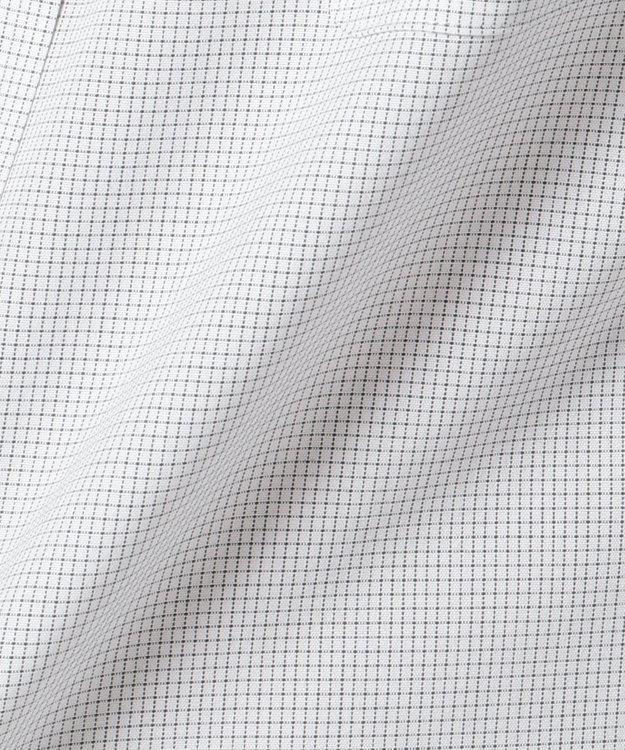 J.PRESS MEN 【キングサイズ】PREMIUM PLEATSマイクログラフチェック BD シャツ