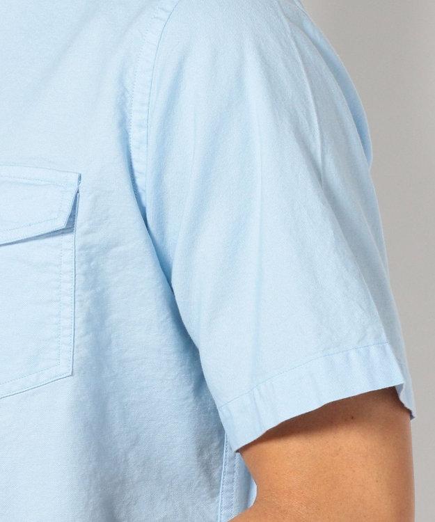 J.PRESS MEN AMERICANOX 半袖B.Dシャツ