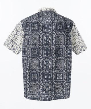 J.PRESS MEN レインスプーナー / オープンカラー半袖 シャツ ホワイト系9