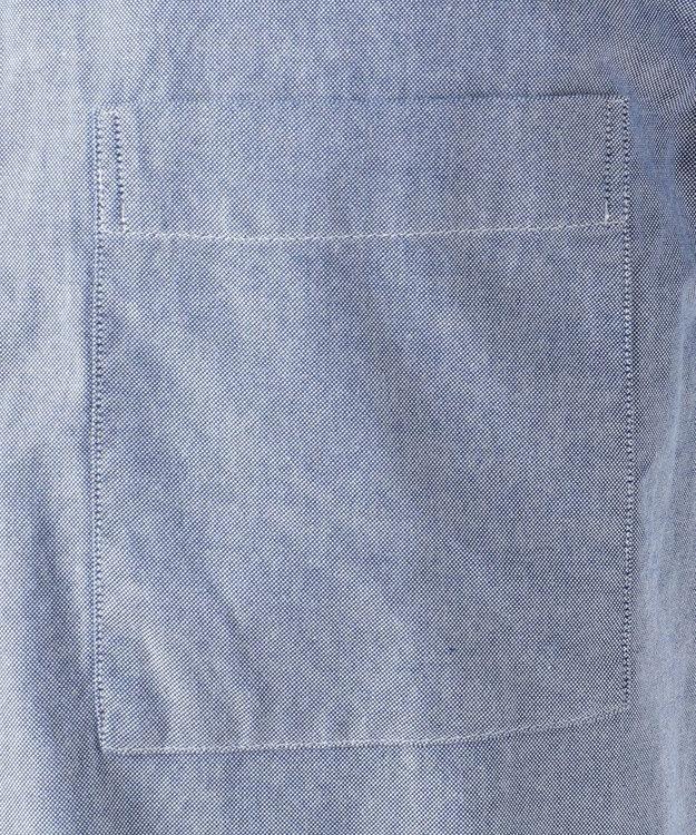 J.PRESS MEN ピンオックス / ポロカラー半袖 シャツ