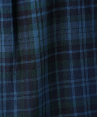 J.PRESS MEN 【MONTI LINEN】マドラスチェック シャツ(検索番号W132) ネイビー系3