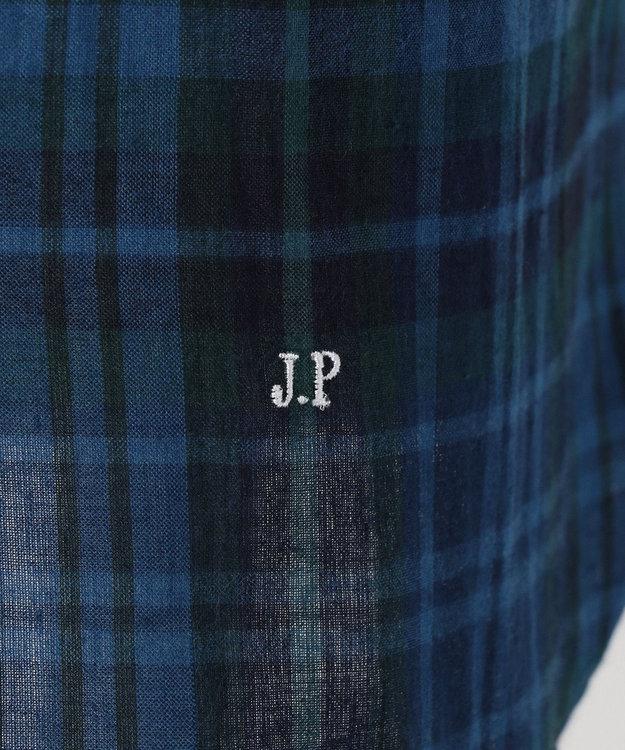 J.PRESS MEN 【MONTI LINEN】マドラスチェック シャツ(検索番号W132)
