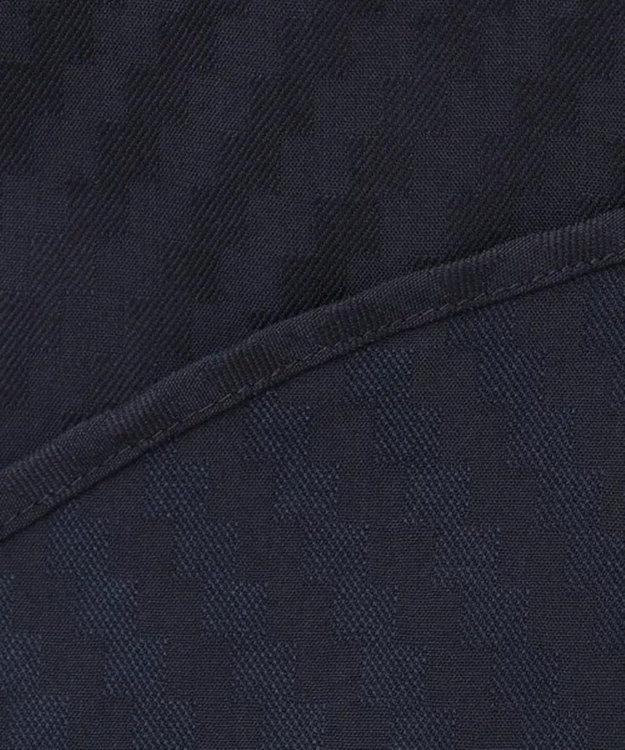 CK CALVIN KLEIN MEN 【キングサイズ】エアリーバイアスドビー シャツ / ホリゾンタルカラー