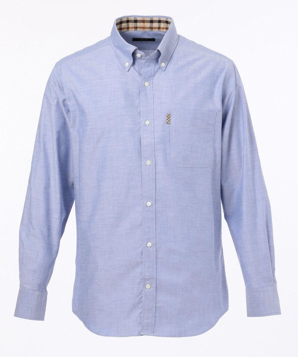 DAKS 【WEB&一部店舗限定】オックスフォード ボタンダウン シャツ サックスブルー系