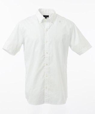 JOSEPH HOMME ピンオックスストレッチ シャツ ホワイト系