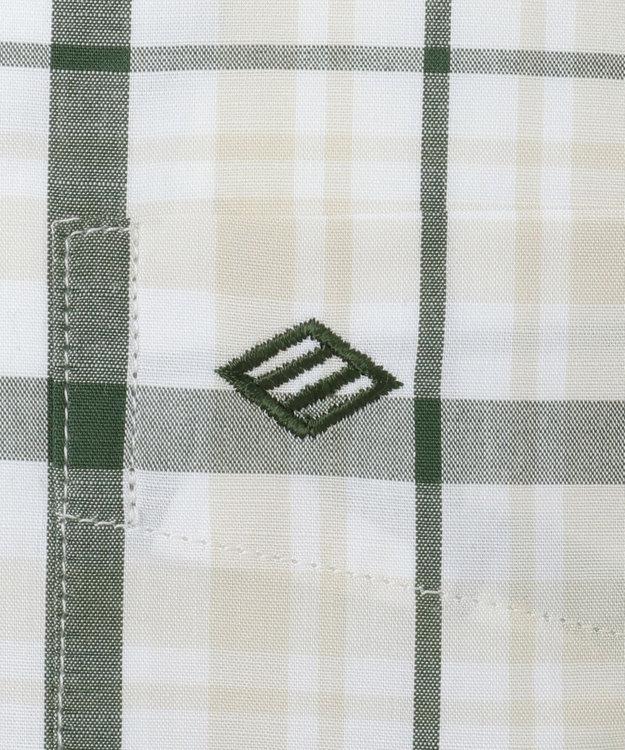 JOSEPH ABBOUD 【キングサイズ・JOE COTTON】スラブチェック シャツ