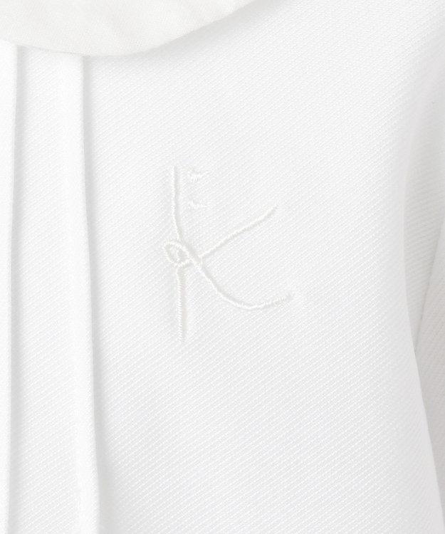 組曲 KIDS 【ひなちゃん着用/110-140cm】ダブルカラーブラウス