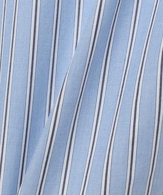SHARE PARK MENS 【6/14お値下げ】ストライプ シャツ サックスブルー系1