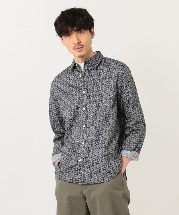 SHARE PARK MENS プリント シャツ